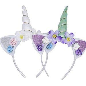 Accessories - Unicorn Headbands Hair Birthday Cosplay Bundle ddacaaebdf1